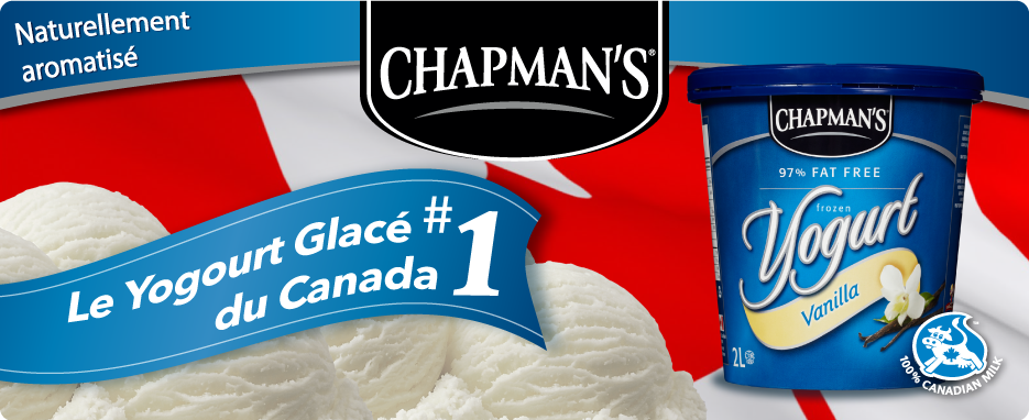 Le Yogourt Glacé #1 du Canada