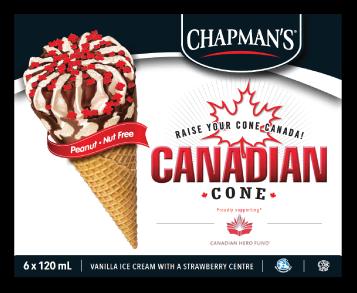 canadian cone