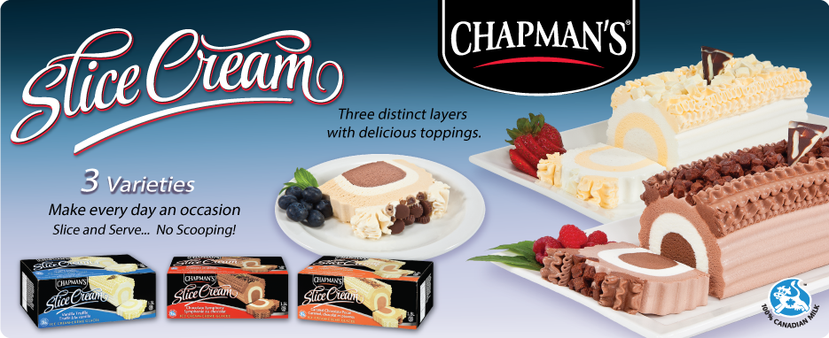 Slice Cream